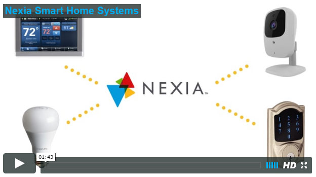 Trane is partnered with Nexia Smart Home Systems thermostats for your home.