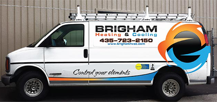 Trane equipment installation by the best in Brigham City, Ogden and Logan UT!