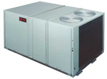 A Commercial AC rooftop unit.