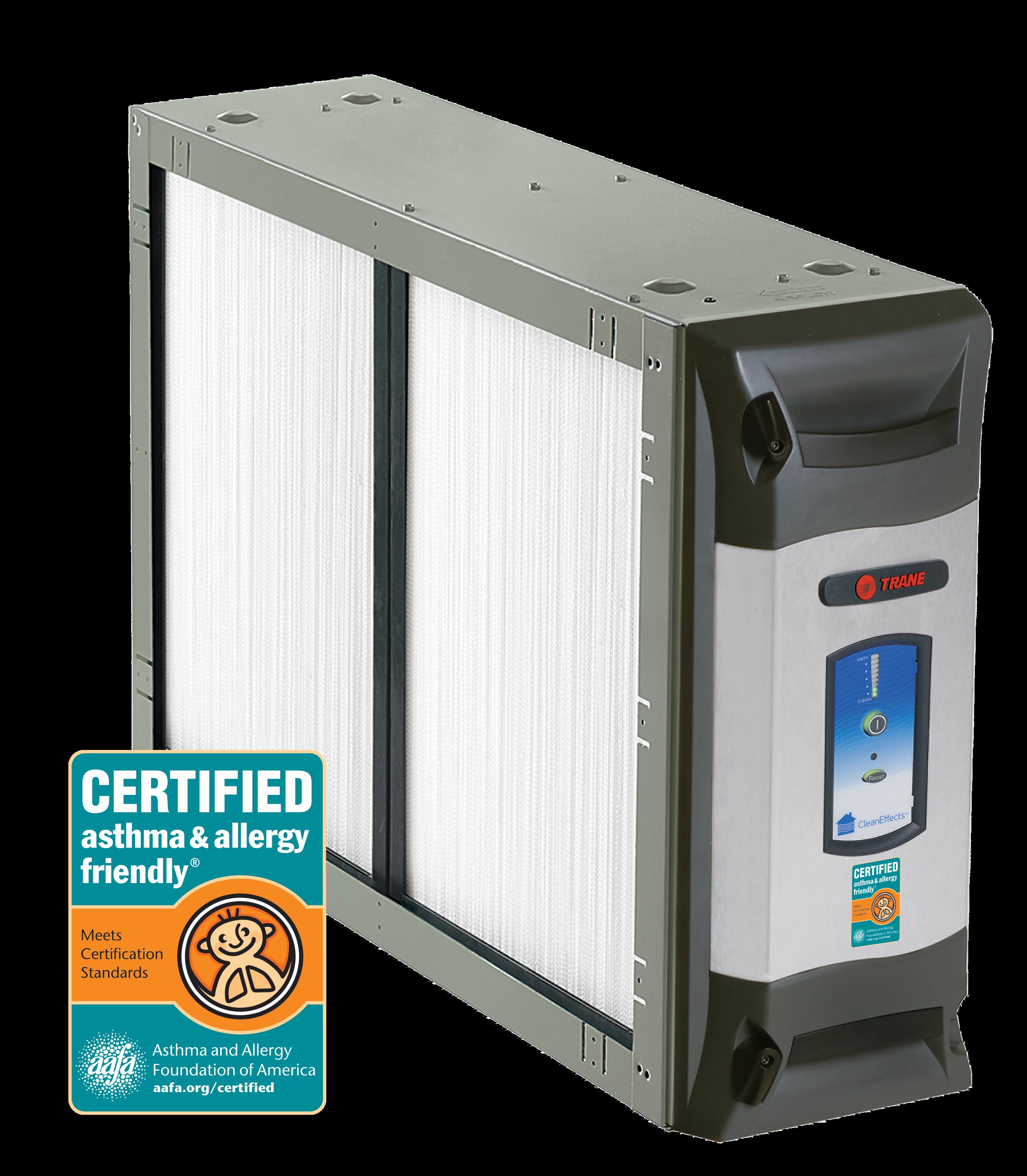 Trane Cleaneffects: Trane Air Quality